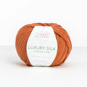 Laines du nord Luxury silk
