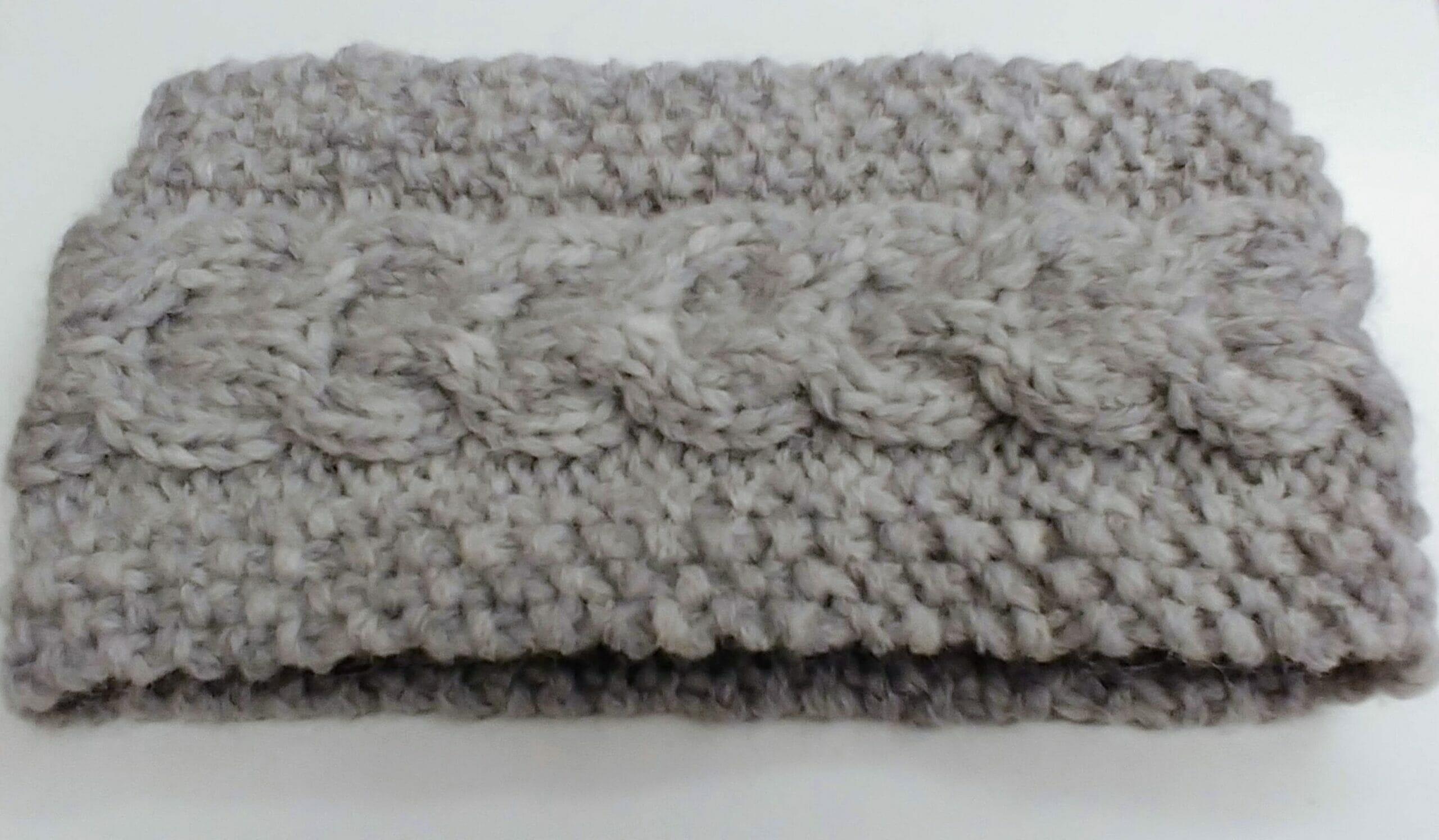 Fascia in pura lana