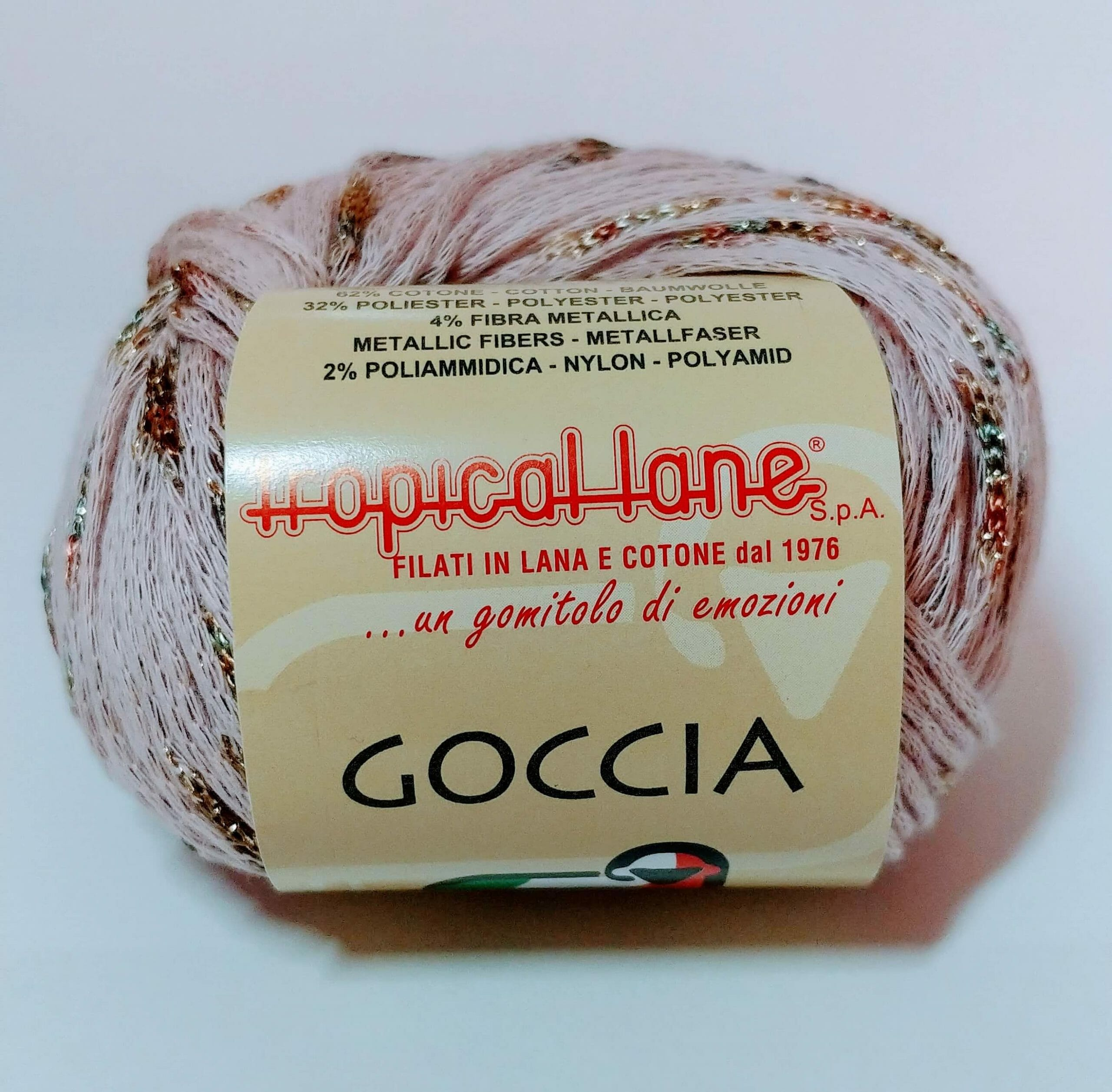 Tropical Lane - Goccia