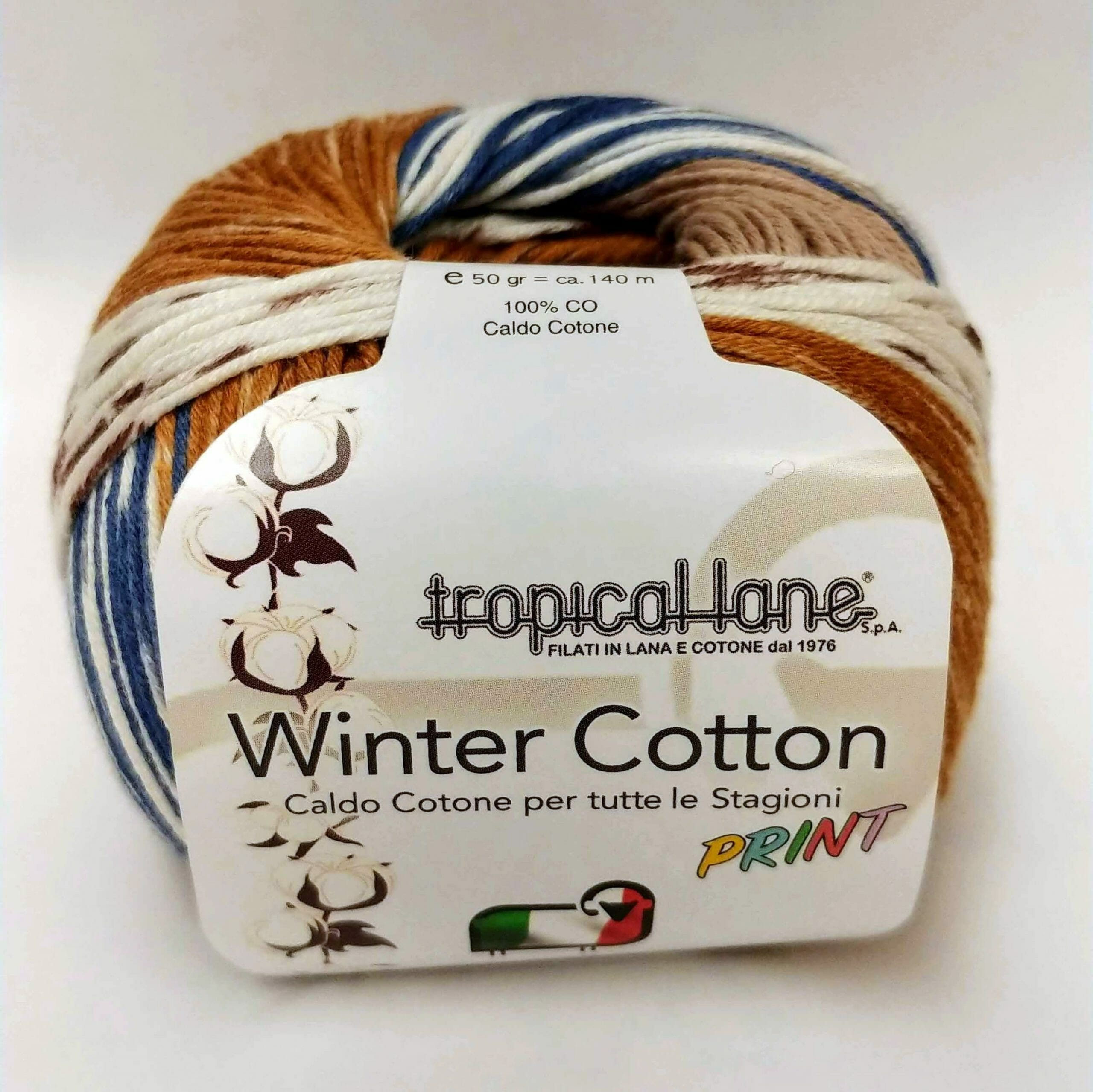 Tropical Lane - Winter cotton