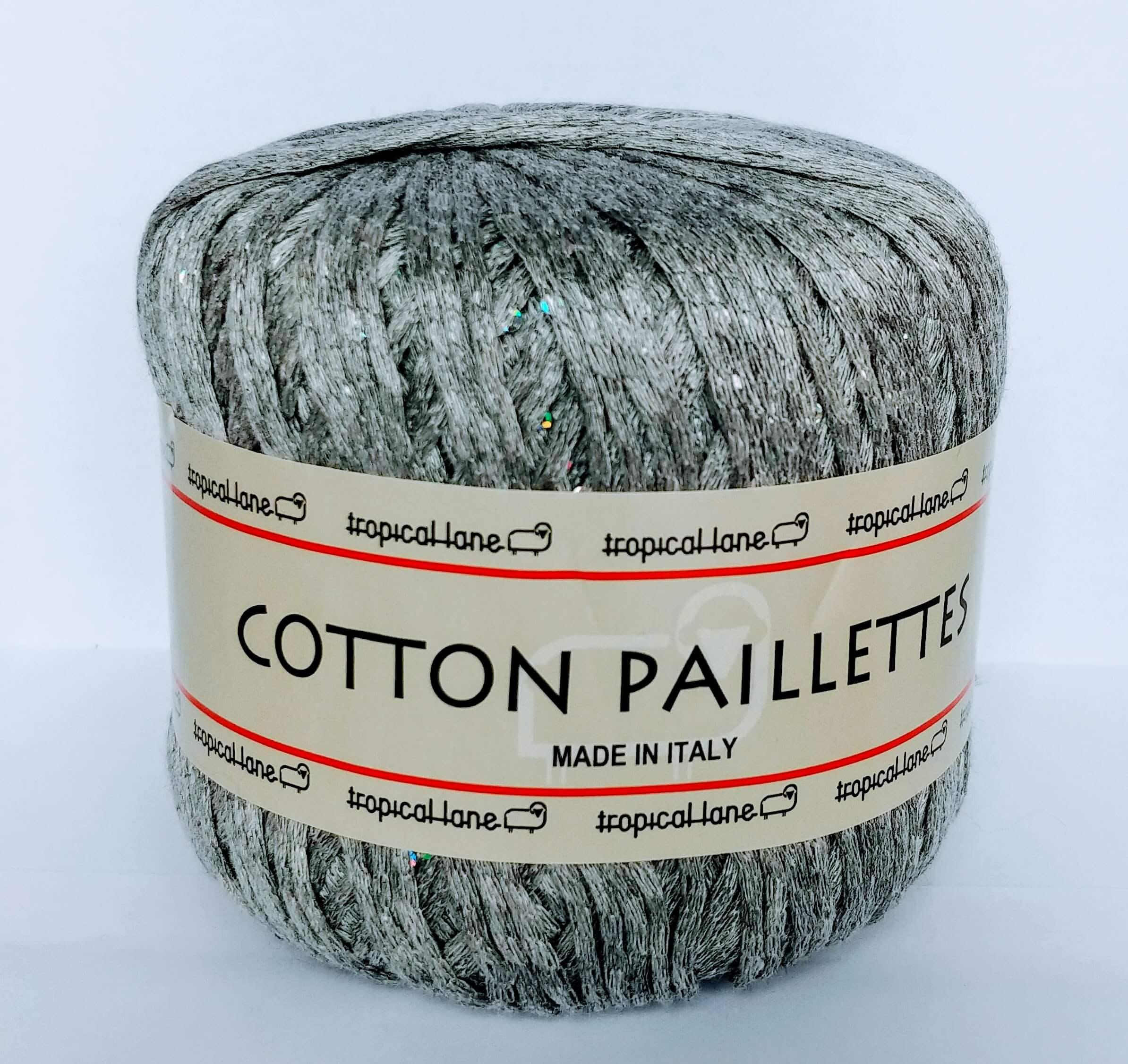 Tropical Lane - Cotton Paillettes
