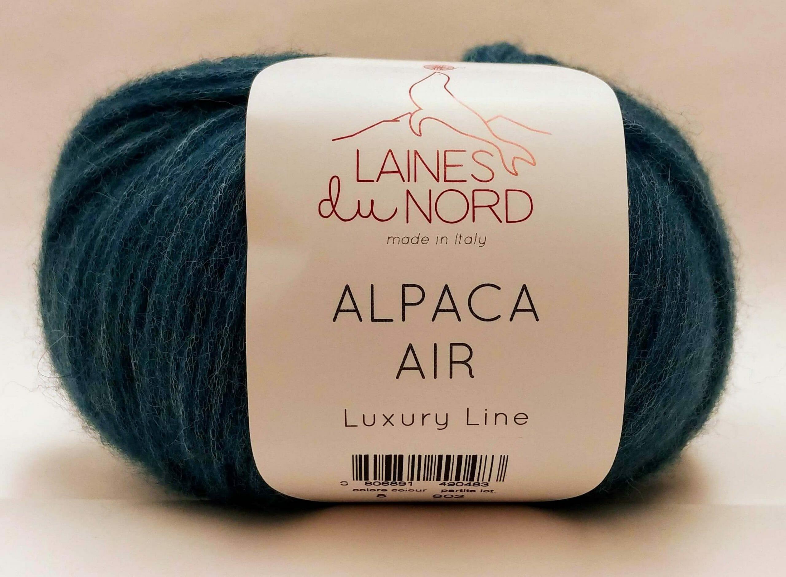 Laines du Nord - Alpaca Air
