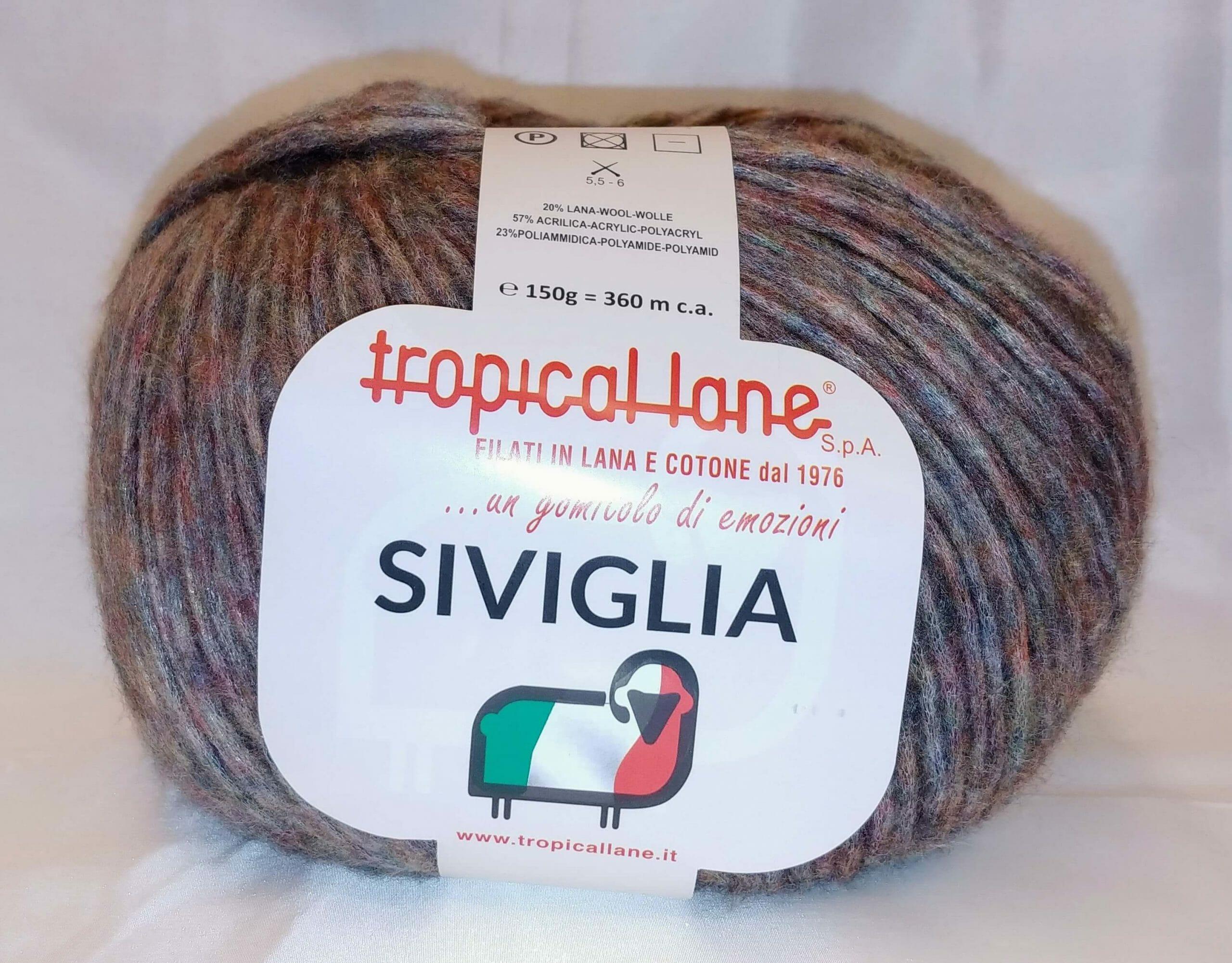 Tropical Lane - Siviglia